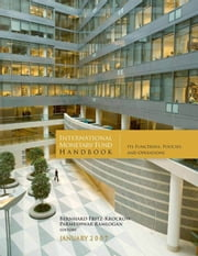 International Monetary Fund Handbook: Its Functions, Policies, and Operations ebook by Parmeshwar Ramlogan,Bernhard Mr. Fritz-Krockow