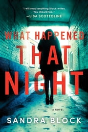 What Happened That Night - A Novel ebook by Sandra Block
