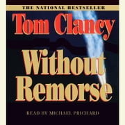 Without Remorse audiolibro by Tom Clancy