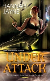 Under Attack ebook by Hannah Jayne