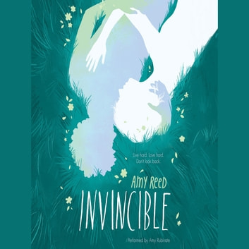 Invincible audiobook by Amy Reed