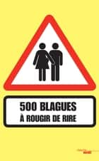 500 blagues à rougir de rire ebook by HAMMERVIK