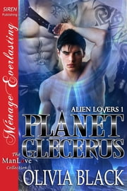 Planet Glecerus ebook by Olivia Black