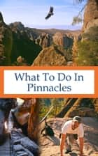 What To Do In Pinnacles ebook by Richard Hauser