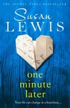 One Minute Later ekitaplar by Susan Lewis
