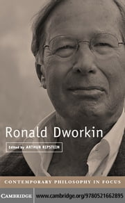 Ronald Dworkin ebook by Ripstein, Arthur