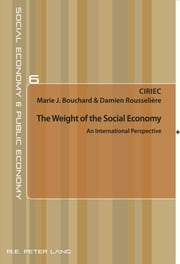 The Weight of the Social Economy ebook by CIRIEC