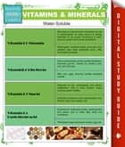 Vitamins & Minerals (Speedy Study Guides) ebook by Speedy Publishing