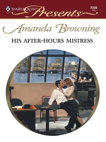 His After-Hours Mistress ebook by Amanda Browning