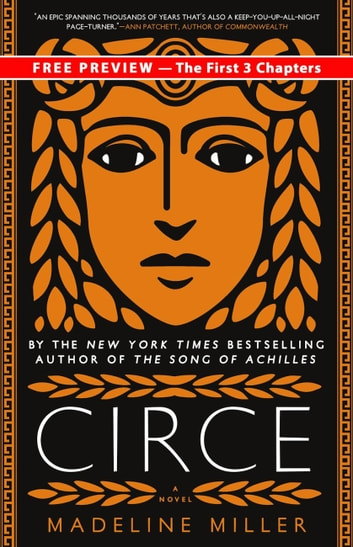 Circe -- Free Preview -- The First 3 Chapters ebook by Madeline Miller