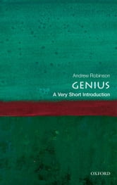 Genius: A Very Short Introduction ebook by Andrew Robinson