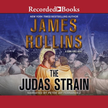 The Judas Strain audiobook by James Rollins