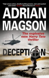 Deception ebook by Adrian Magson