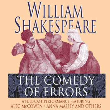The Comedy of Errors audiobook by William Shakespeare