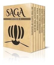 Saga Six Pack 4 ebook by Abbie Farwell Brown,Snorri Sturluson,George Webbe Dasent