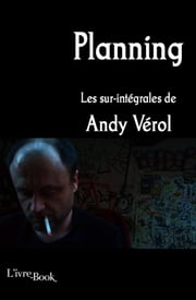 Planning ebook by Andy Vérol
