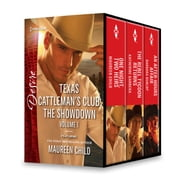 Texas Cattleman's Club: The Showdown Volume 1 ebook by Maureen Child, Katherine Garbera, Barbara Dunlop