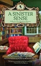 A Sinister Sense ebook by Allison Kingsley