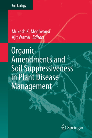 Organic Amendments and Soil Suppressiveness in Plant Disease Management ebook by