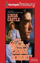 The Return of Chase Cordell ebook by Linda Castle