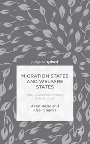 Migration States and Welfare States - Why is America Different from Europe? ebook by Assaf Razin,Efraim Sadka