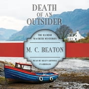 Death of an Outsider audiobook by M. C. Beaton