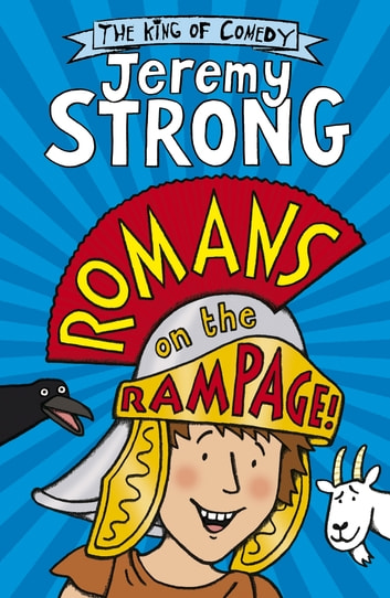 Romans on the Rampage ebook by Jeremy Strong