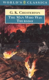 The Man Who Was Thursday : and Related Pieces ebook by J.G. Vaughan,P.A. Judd