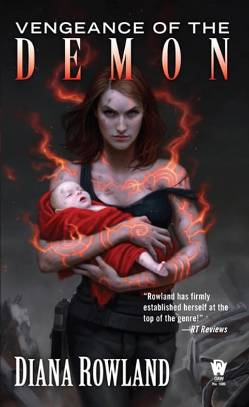 Vengeance of the Demon ebook by Diana Rowland