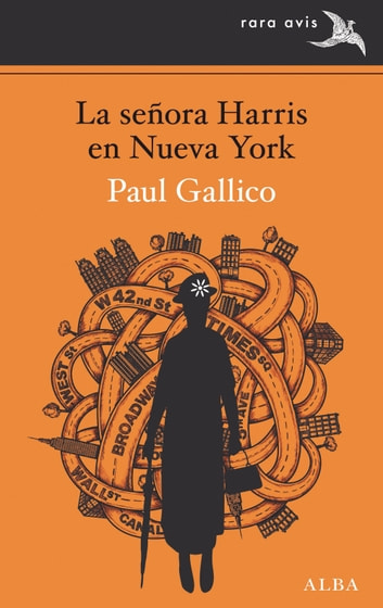 La señora Harris en Nueva York eBook by Paul Gallico
