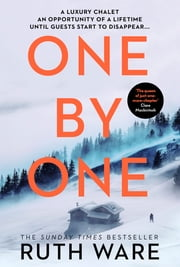 One by One ebook by Ruth Ware