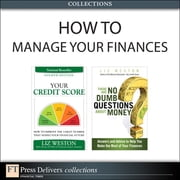 How to Manage Your Finances (Collection) ebook by Liz Weston