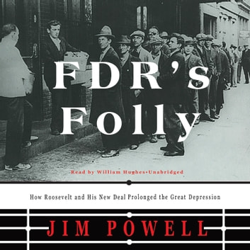 did the new deal prolong the Fdr prolonged the great depression really by david sirota  ok - if the verifiable evidence proves the new deal did not prolong the depression,.