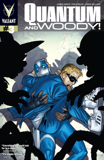 Quantum & Woody (2013) Issue 3 ebook by James Asmus,Tom Fowler,Jordie Bellaire