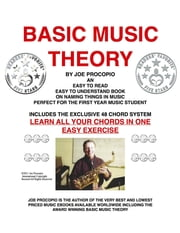 BASIC MUSIC THEORY ebook by JOSEPH  G PROCOPIO