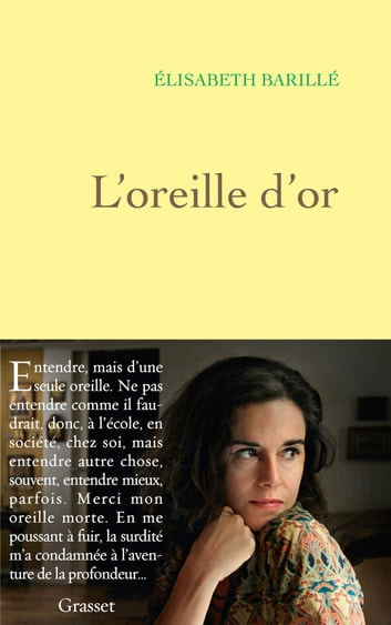 L'oreille d'or ebook by Elisabeth Barillé