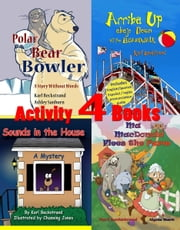 Four Activity Books: Fun & Learning for Families Vol. I ebook by Karl Beckstrand