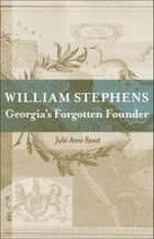 William Stephens ebook by Julie Anne Sweet