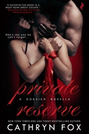 Private Reserve ebook by Cathryn Fox