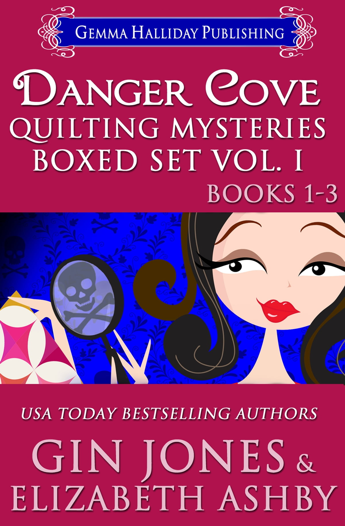 Danger Cove Quilting Mysteries Boxed Set Vol I (Books 1-3) eBook ... : quilting mysteries - Adamdwight.com