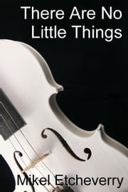 There Are No Little Things ebook by Mikel Etcheverry