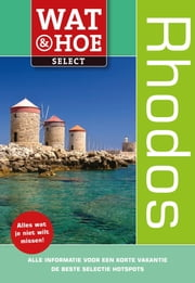Rhodos ebook by Des Hannigan