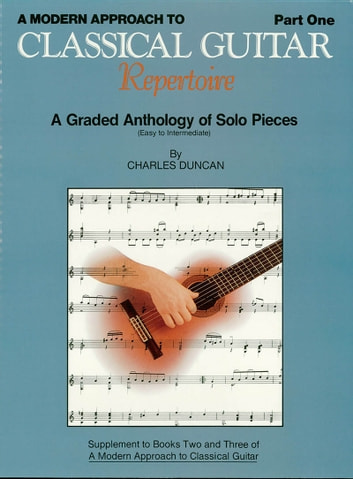 A Modern Approach To Classical Repertoire Part 1 Music