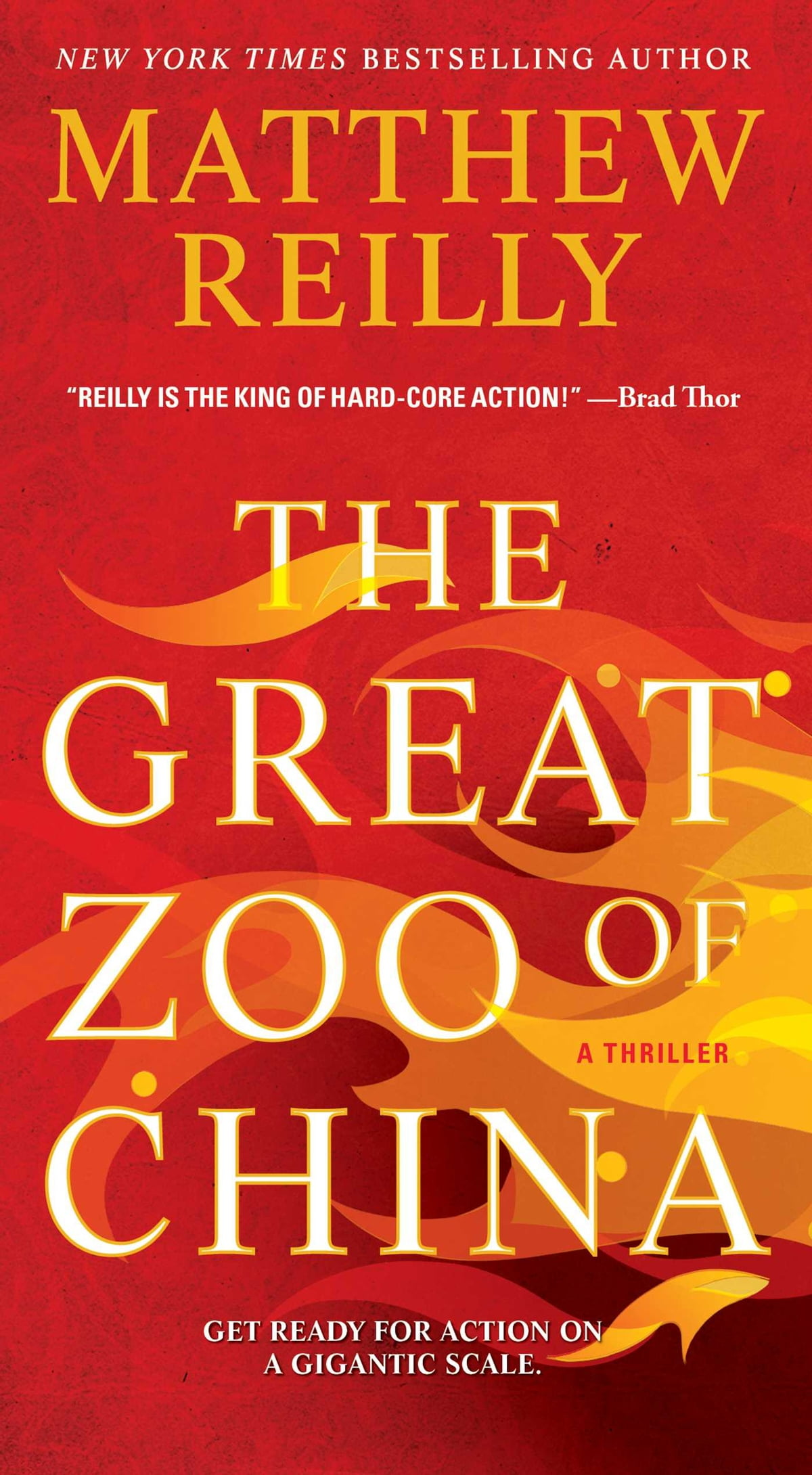 The Great Zoo Of China Ebook By Matthew Reilly