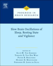 Slow Brain Oscillations of Sleep, Resting State and Vigilance ebook by E J Van Someren