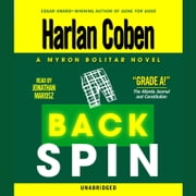 Back Spin audiobook by Harlan Coben