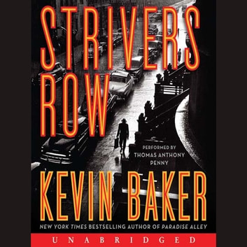 Strivers Row audiobook by Kevin Baker
