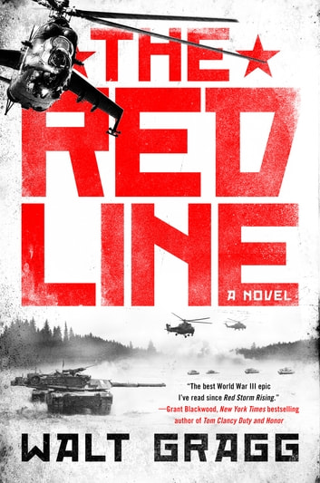 The Red Line 電子書 by Walt Gragg