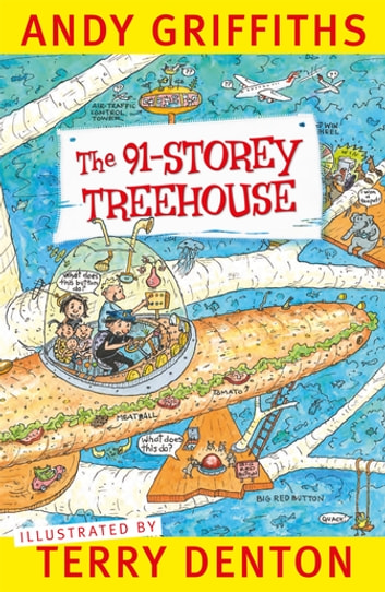 The 91-Storey Treehouse ebook by Andy Griffiths