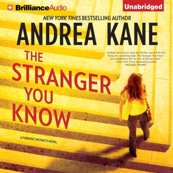 Stranger You Know, The audiobook by Andrea Kane